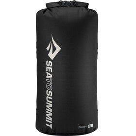 Sea to Summit Big River Sac de compression étanche 65L, black